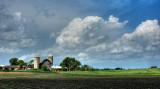 Farm on Marsh Road in Racine County