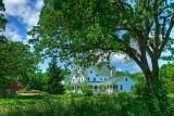 Farmhouse on Steele Road in Walworth County