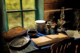 Kitchen Table in the Rankinen Farm House