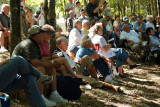 Audience at the Home Place Stage