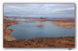 Lake Powell, Late Afternoon