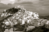 Serifos - Village of Hora