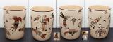 Hopi Cylinder Vase (Rainy Naha)