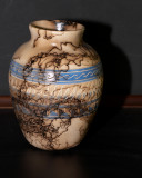 Navajo Horse Hair Jar