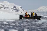 Antarctica Scenery and Icebergs 2009