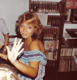 Aniversário Danielle - 1982