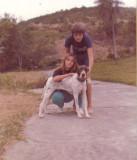 Marielle e Patrick - 1982