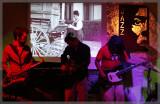 The jazz bars