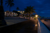 Evening Boardwalk