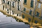 windows of Trieste palaces