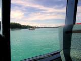 Leaving Praslin