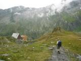Capanna Scaletta (2205 meter)