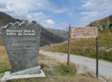 Col de la Sarenne (1999 meter)