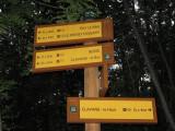 route bord in Vallée du Ferrand