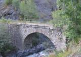 Oude brug over de Ferrand