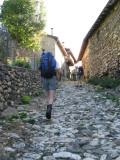 straatje in  Besse-en-Oisans