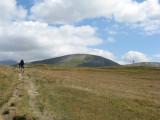 richting Col Bichet (2245 meter)