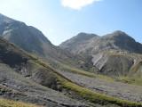 terugblik Col de Gouiran (2597 meter)