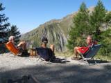 refuge des Souffles (2490 meter)