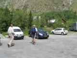 Bourg d'Arud (942 meter), einde