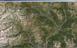 GR54 Etappe 4 :  Monêtier-les-Bains -  Vallouise (21,3 km)