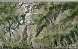 GR54 Etappe 5 :   Vallouise - Ref. Pré de la Chaumette (15,8 km)