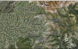 GR54 in Google Earth