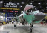 F-35B STOVL Rollout Ceremony (12-18-07)