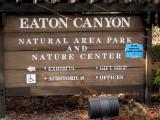 Eaton Canyon Hike - 1