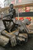Frankfurt Dawid i Goliat