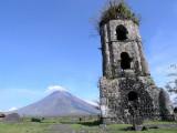 Mayon and Cagsaua Ruins