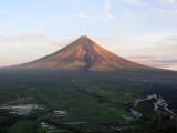 Mayon Wakes Up