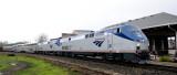 Amtrak Hoosier State Train