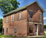 Boggstown Indiana Old building