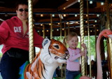 Carousel at the Zoo.