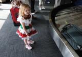 Little Dunkin Festival Dress