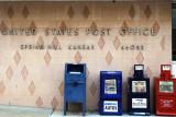 Spring Hill KS Post Office