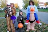 More Tama IA Halloween Tricksters