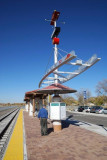 Belen NM Rail Runner Commuter