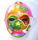 mask, Melisa, age:9