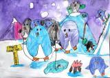 please count the penguins, Daniel Li, age:5.5