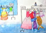 dress shop, Jasmine, age:6