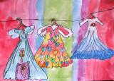 my beautiful dresses, Nancy, age:4.5