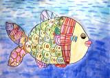 fish, Kelvin Su, age:7