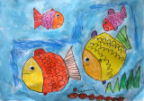 fish, Eva, age:4