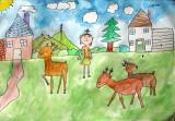 reindeer, Carol, age:6.5