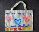 recycle bag, Joy, age:7.5