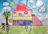 house, Emma, age:6