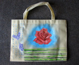 recycle bag, Yinan, age:13
