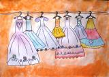 my wardrobe, Joy, age:7.5